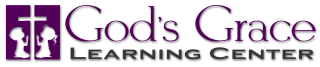 God's Grace Learning Center Logo